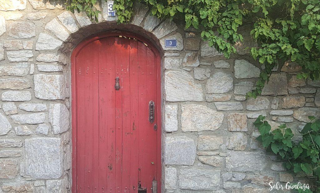 eski datça kapı şehir günlüğü 2