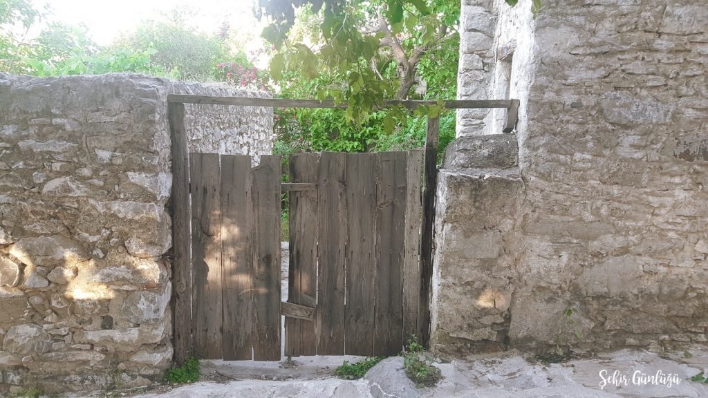 eski datça şehir günlüğü kapı 3