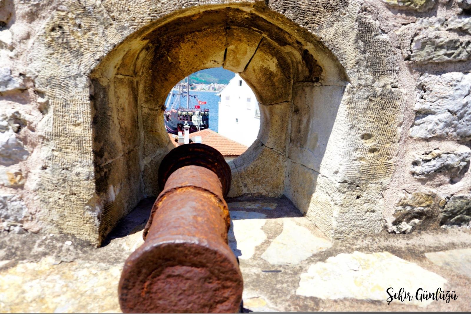 marmaris kalesi şehir_günlüğü